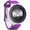 Спортивные часы Garmin Forerunner 220 белые с фиолетовым - фото 1