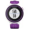 Спортивные часы Garmin Forerunner 220 белые с фиолетовым - фото 2