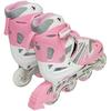 Коньки роликовые раздвижные Kepai WL-03 розовые - фото 3