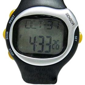 Фото 2 к товару Пульсотахограф - наручные часы PC2005
