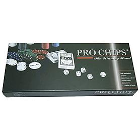 Фото 2 к товару Набор для игры в покер Pro Chips 300 фишек