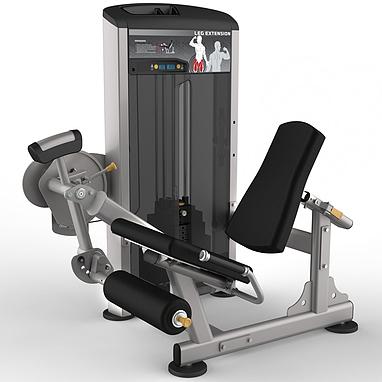 Разгибатель бедра Impulse MAX Plus Leg Extension Machine