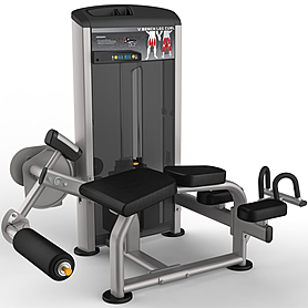 Сгибание ног лежа Impulse MAX Plus V Bench Leg Curl