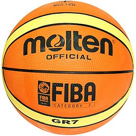 Фото 1 к товару Мяч баскетбольный Molten GR7 941-2550