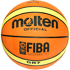 Мяч баскетбольный Molten GR7 941-2550