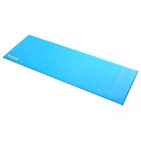 Коврик для йоги (йога-мат) Reebok 4 мм голубой