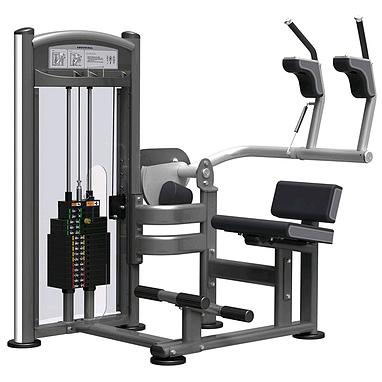 Пресс-машина Impulse Abdominal Machine
