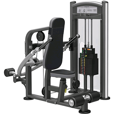 Трицепс-машина (брусья) Impulse Seated Dip Machine