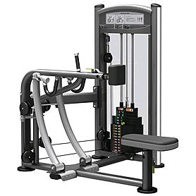 Рычажная тяга с упором в грудь Impulse Vertical Row Machine