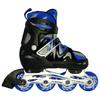 Коньки роликовые раздвижные Kepai F1-K09 синие - фото 1
