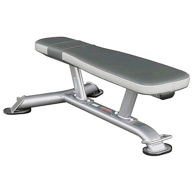 Скамья горизонтальная Impulse Flat Bench Press