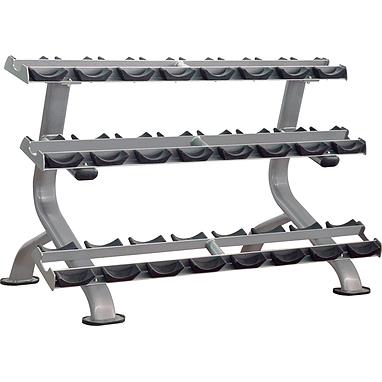Стойка для гантелей (12 пар) Impulse Dumbbell Rack