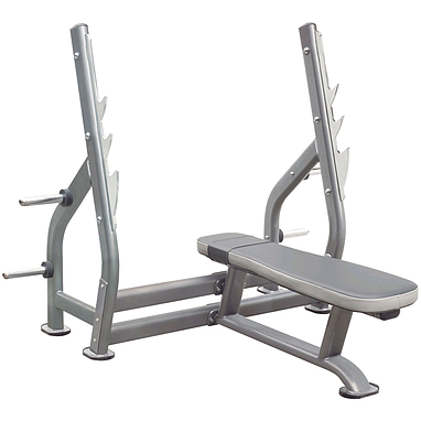 Скамья для жима горизонтальная Impulse Flat Bench Press