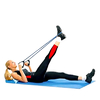 Эспандер трубчатый Fitness Tube Sveltus - strong - фото 1