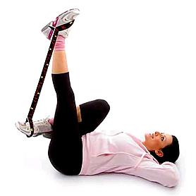 Фото 2 к товару Эспандер для фитнеса Elastiband (15 кг) Sveltus