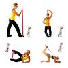 Эспандер для фитнеса Elastiband (10 кг) Sveltus - фото 3