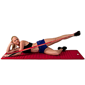 Фото 2 к товару Эспандер для фитнеса Maxi Elastiband 10 кг (110 см) Sveltus