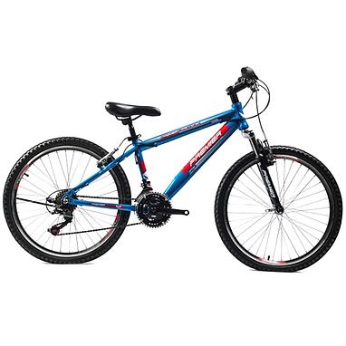 Велосипед подростковый горный Premier XC 24 2.0 голубой