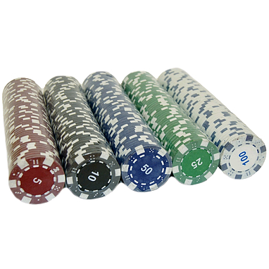 Фишки для покера, 50 шт.