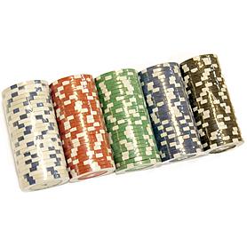 Фото 4 к товару Фишки для покера, 25 шт.