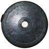 Диск обрезиненный 20 кг, диаметр - 52 мм - уцененный* - фото 3