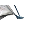 Палатка трехместная Mountain Outdoor Set (ZLT) 200х200х135 см хаки - фото 3