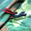 Туристический набор: Палатка двухместная Mountain Outdoor (ZLT) 200х150х110 см хаки + Мешок спальный (спальник)