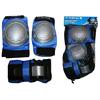 Защита для катания (комплект) Kepai LP-302 синяя - фото 1