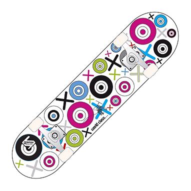Скейтборд Tempish City E