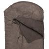 Мешок спальный (спальник) Mountain Outdoor черный широкий + подарок - фото 3