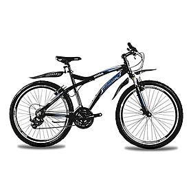 Фото 1 к товару Велосипед горный Premier General 26'' черный с голубым рама 19