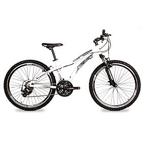 Фото 1 к товару Велосипед горный Premier General 26'' белый с черным рама 17
