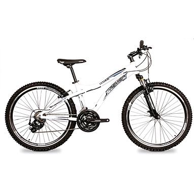 Велосипед горный Premier General 26'' белый с черным рама 17