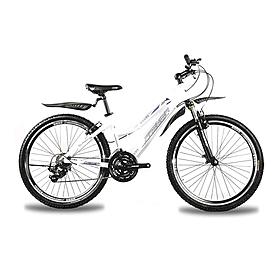 Фото 1 к товару Велосипед горный Premier Rodeo 26'' бело-голубой рама 15