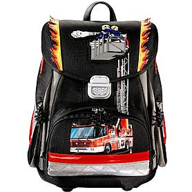 Фото 2 к товару Набор школьный Hama Step by Step Fire Engine 5 предметов (ортопедический)