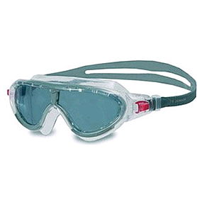 Фото 1 к товару Очки для плавания детские Speedo Rift Junior Goggle голубые