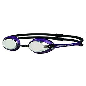 Фото 1 к товару Очки для плавания Speedo Merit Mir Gog Au Assorted 3 фиолетовые