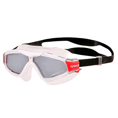 Очки для плавания Speedo Rift Pro Mask Au Red/Smoke