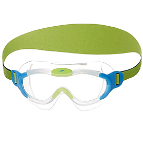 Очки для плавания детские Speedo Sea Squad Mask Ju Blue/Green