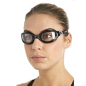 Фото 4 к товару Очки для плавания Speedo Futura Plus Gog Au Black/Clear