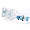 Очки для плавания Speedo Futura One Gog Au Clear/Clear - фото 2