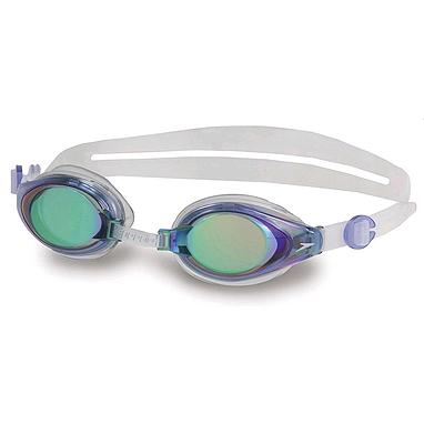 Очки для плавания Speedo Mariner Mir Gog Au Blue/Clear