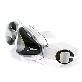 Фото 2 к товару Очки для плавания Speedo Mariner Mirror Junior Gog Au Silver/Clear