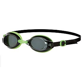 Фото 1 к товару Очки для плавания Speedo Jet V2 Gog Au Assorted черно-зеленые