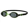 Очки для плавания Speedo Jet V2 Gog Au Assorted черно-зеленые - фото 1