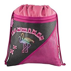 Фото 2 к товару Набор школьный Hama Step by Step Flamingo 5 предметов (ортопедический)