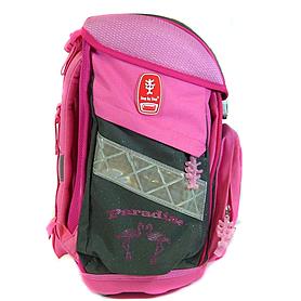 Фото 4 к товару Набор школьный Hama Step by Step Flamingo 5 предметов (ортопедический)