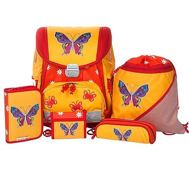 Набор школьный Hama Step by Step Butterfly 5 предметов (ортопедический)