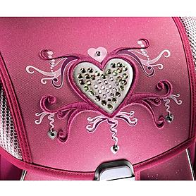Фото 2 к товару Ранец школьный Hama Step by Step Pink Romance (ортопедический)