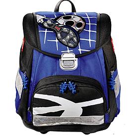 Фото 2 к товару Ранец школьный Hama Step by Step Soccer II (ортопедический)